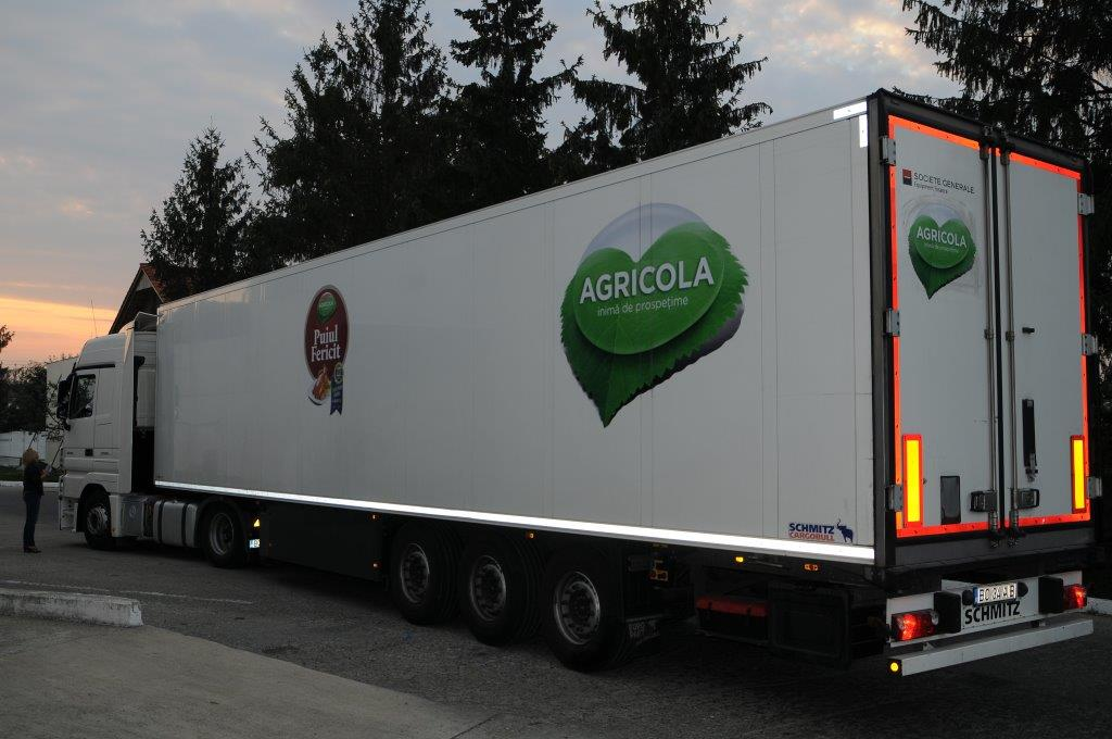 Operatorul Logistic Agricola, parte a noii arhitecturi de business a Agricola International