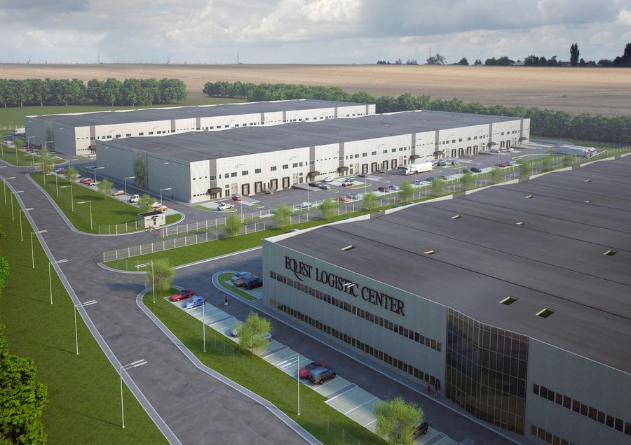 Prista Oil se mută în Equest Logistics Center