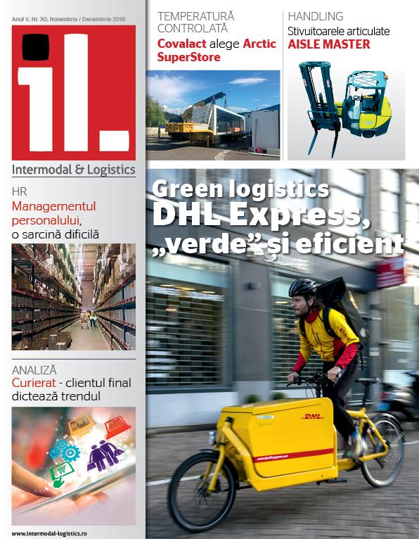 Revista Intermodal&Logistics noiembrie-decembrie 2016