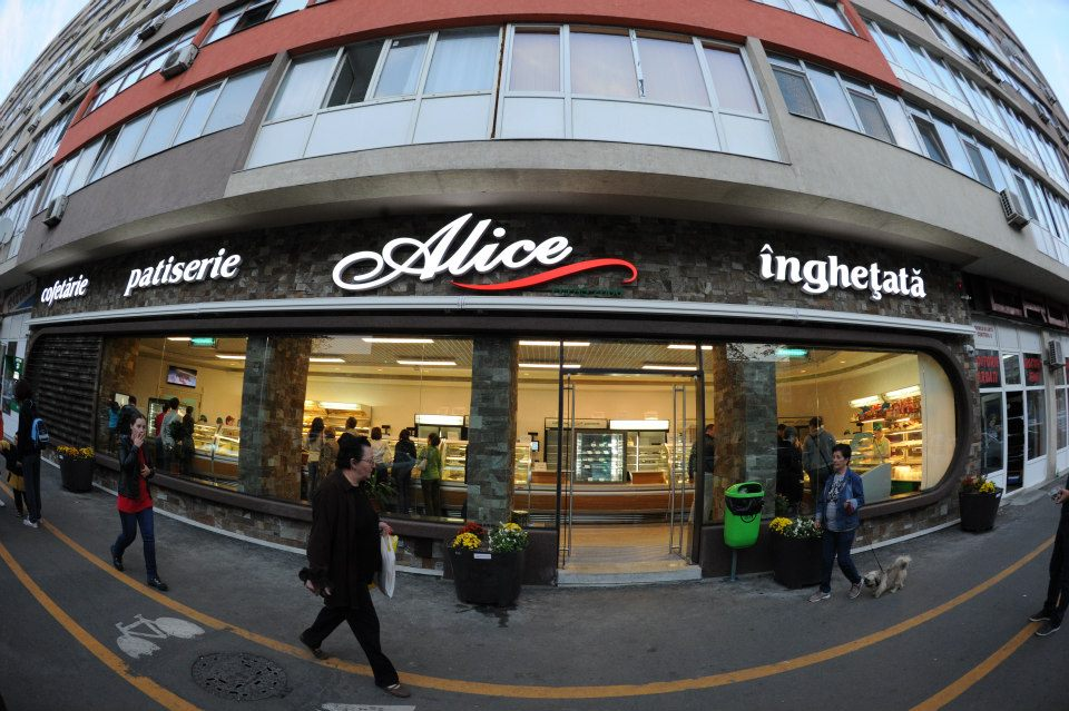 "Alice – logistica ""dulce"""