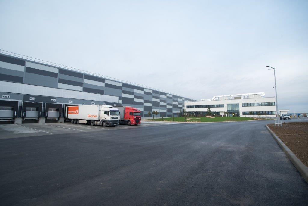 Lidl investește în logistică