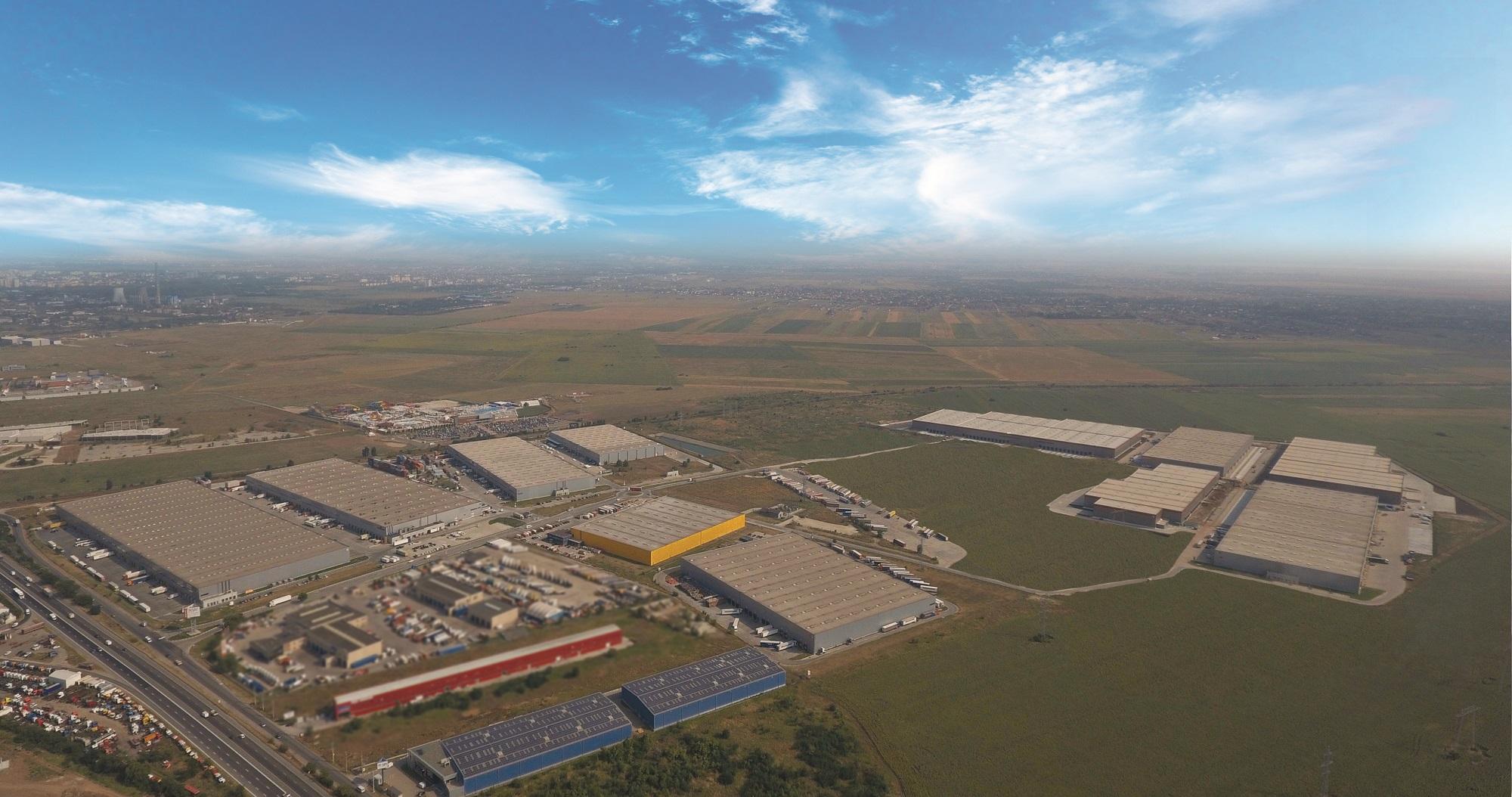 Altex își dublează suprafața hub-ului logistic