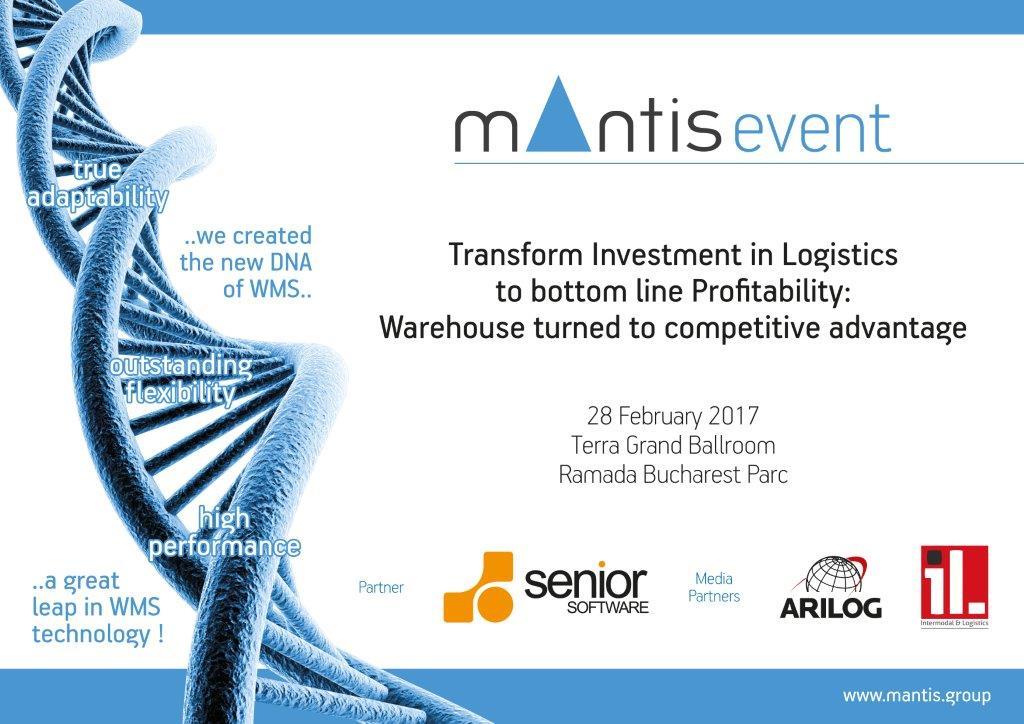 Mantis Romania transformă investițiile din logistică în profit