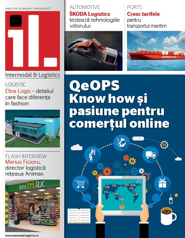 Revista Intermodal&Logistics ianuarie-februarie 2017