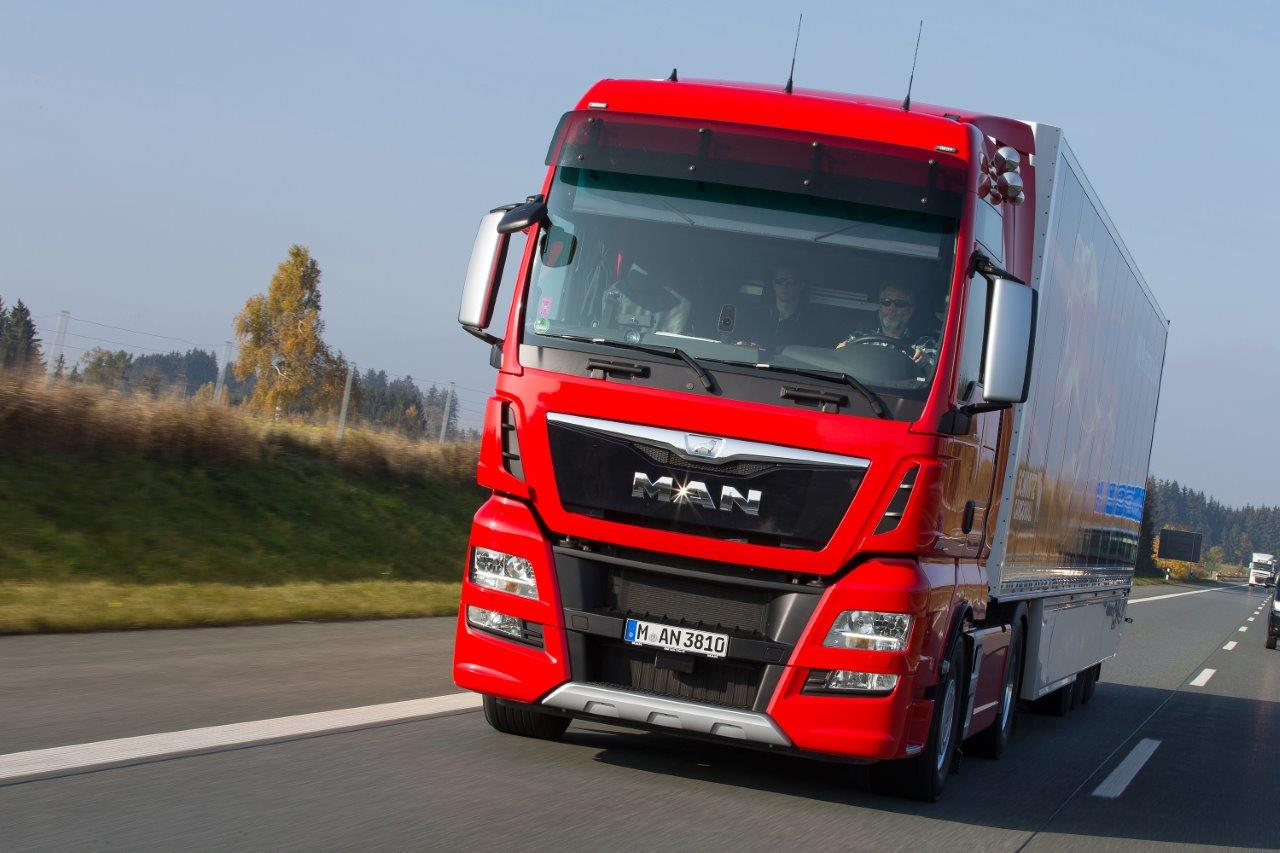 MHS Truck & Bus Group a livrat 1.002 camioane MAN în 2016