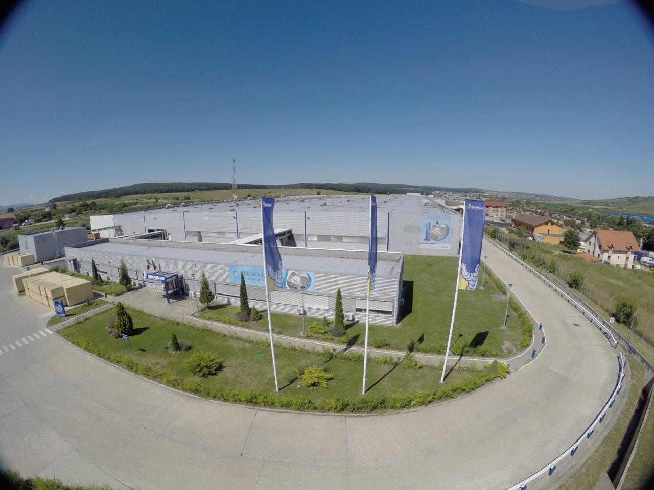 Michelin investește 60 de milioane de euro la Zalău