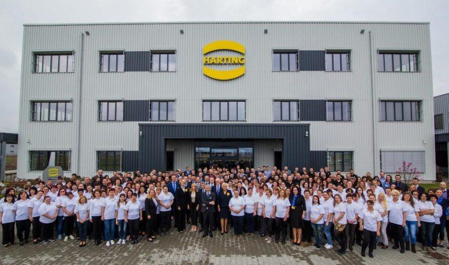 HARTING a investit încă 5,5 milioane euro în România