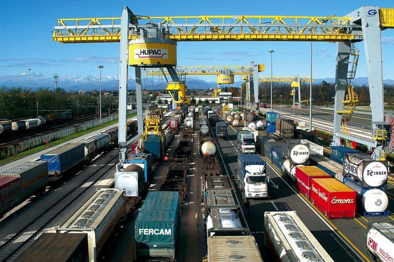 """Componenta """"verde"""" a transportului intermodal"""