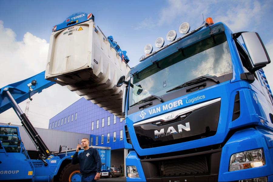 Van Moer Logistics extinde capacitatea de depozitare în România