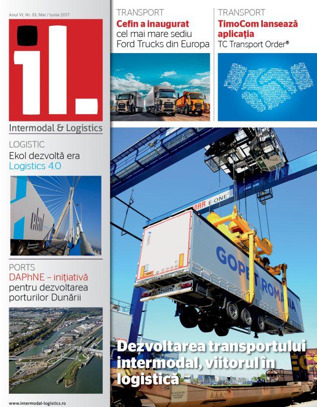 Revista Intermodal&Logistics mai-iunie 2017