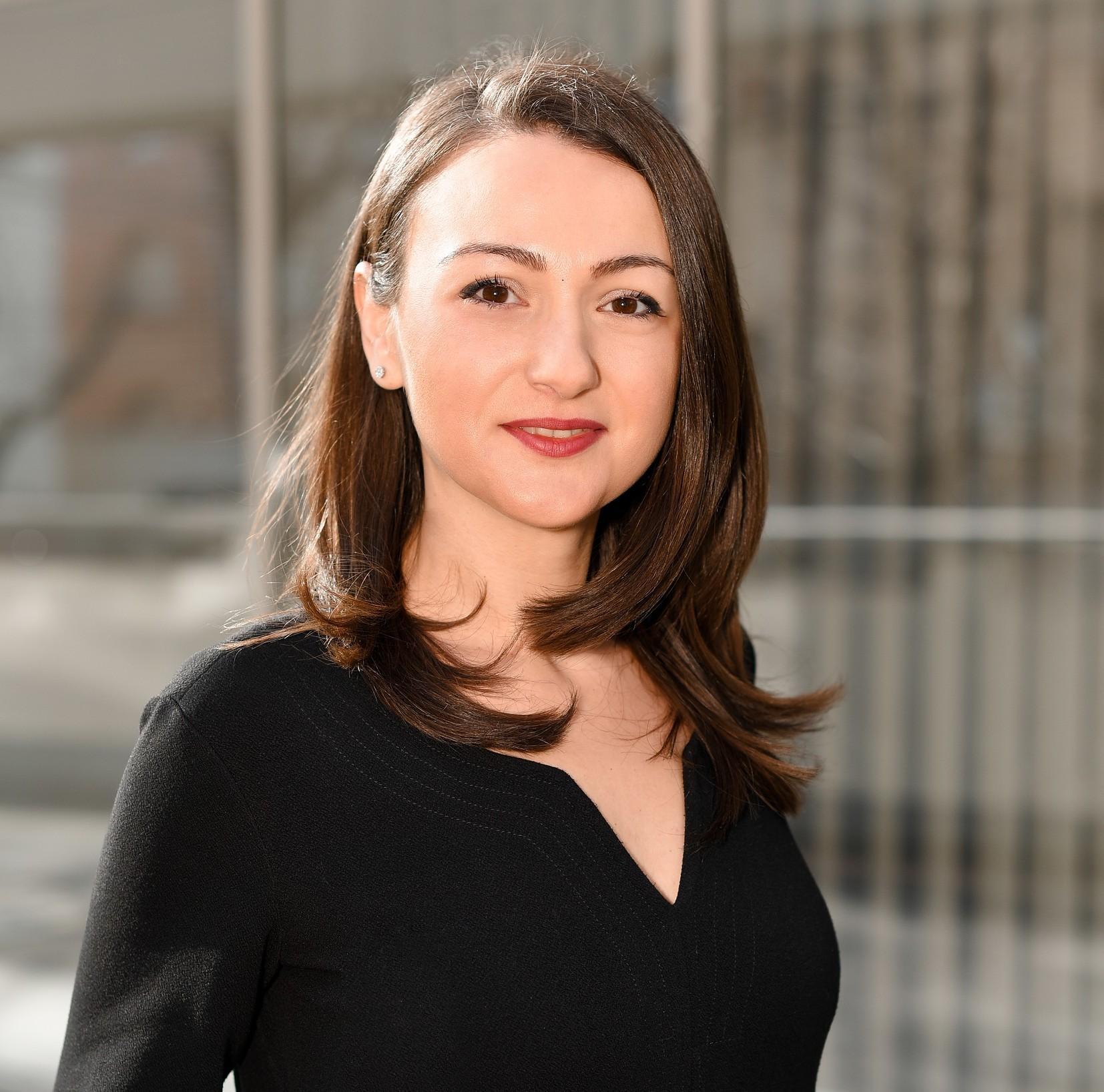 Cristina Pop, Head of Asset Management P3 Romania