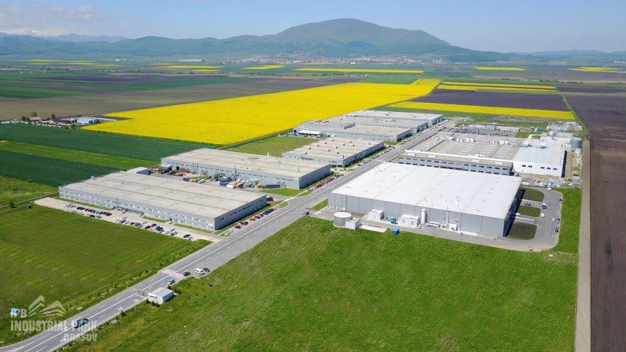 Industrial Park Braşov – hub pentru producţie în centrul ţării