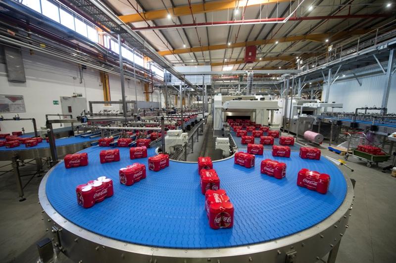 Coca-Cola HBC România extinde capacitatea fabricii de la Timișoara