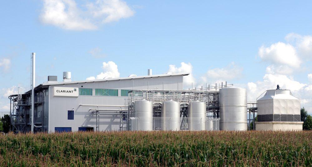 Elvețienii de la Clariant vor produce etanol celulozic în România