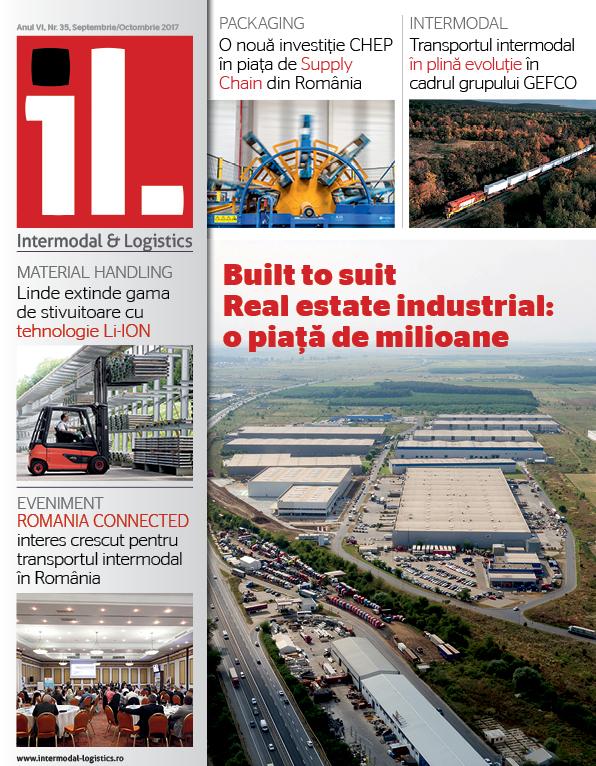Revista Intermodal&Logistics Septembrie-Octombrie 2017