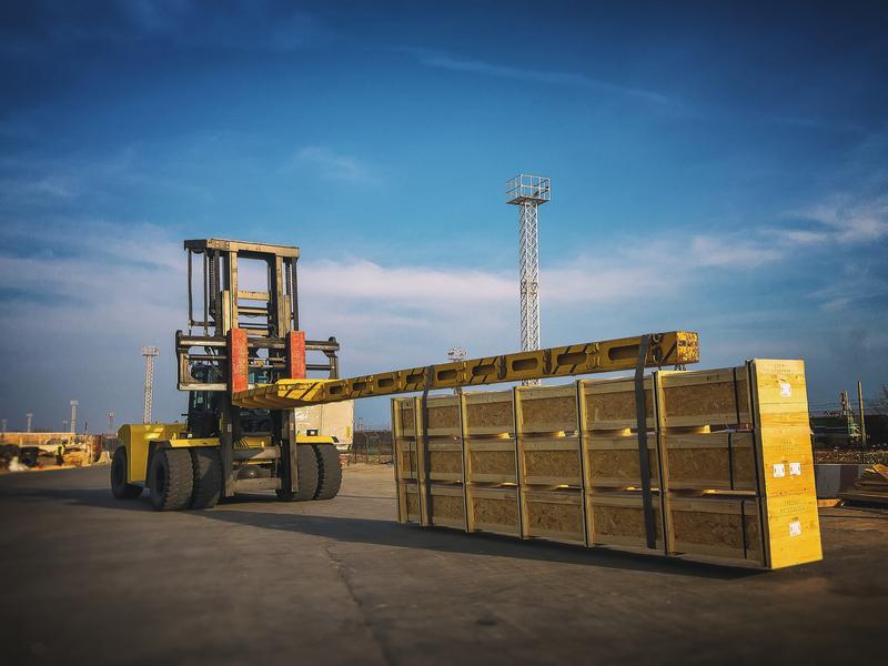 Sea Container Group investește masiv în dezvoltarea spaţiilor logistice în Portul Constanţa