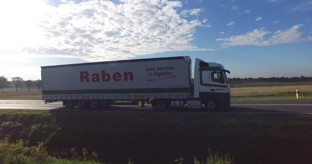Raben a deschis un nou hub în Sibiu