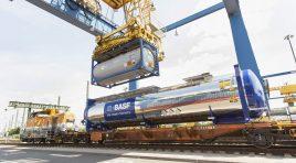 Crește flota globală de containere pentru transportul produselor lichide vrac