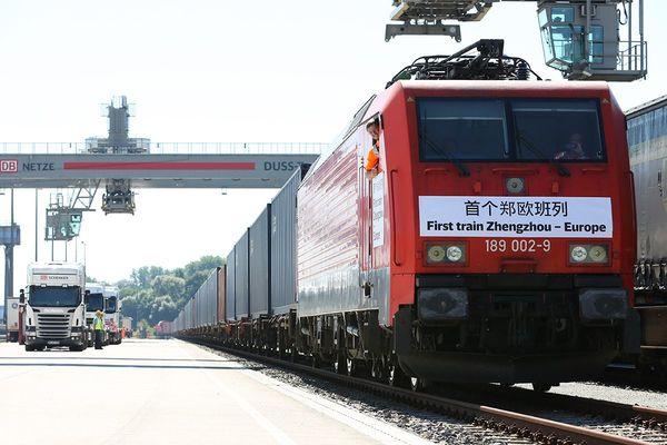 Dezvoltarea traficului pe ruta China-Europa