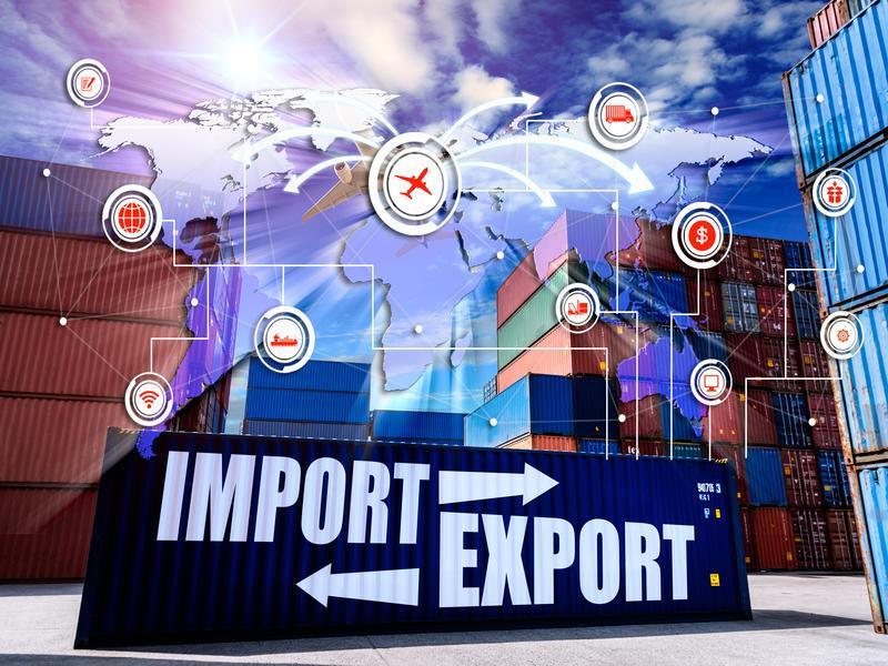 Deficitul comercial al României a crescut în 2017