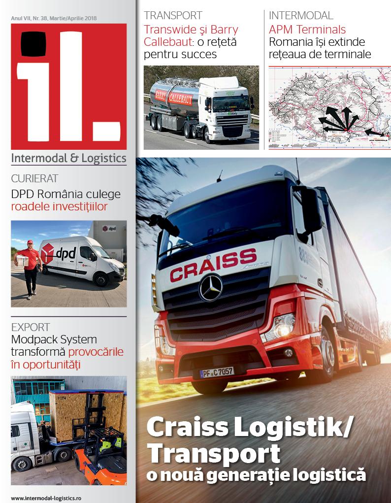 Revista Intermodal&Logistics Martie-Aprilie 2018