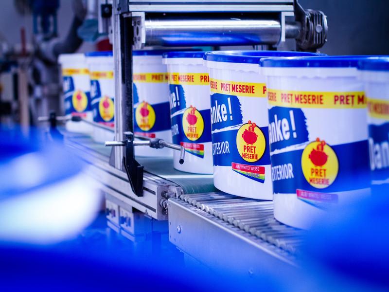 Logistica in house, alegerea potrivită pentru PPG Romania