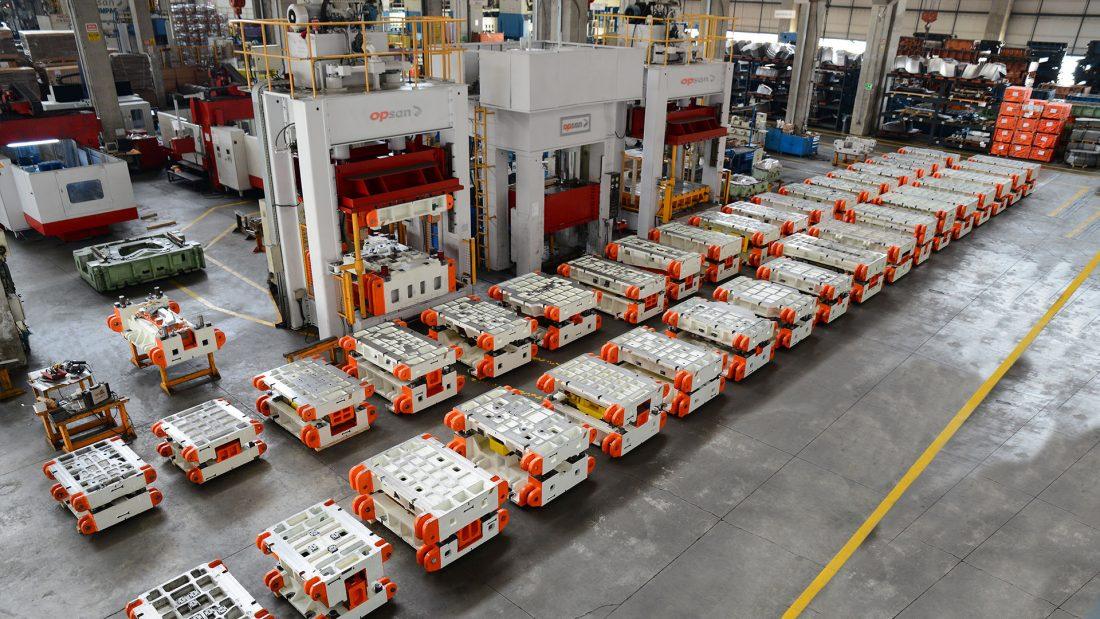 Opsan deschide o fabrică de componente auto în România