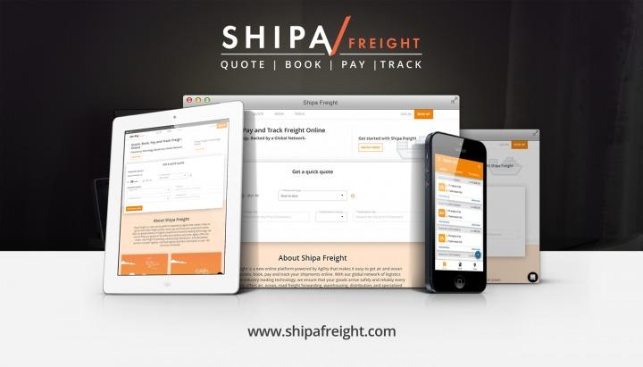 Agility Logistics lansează Shipa Freight