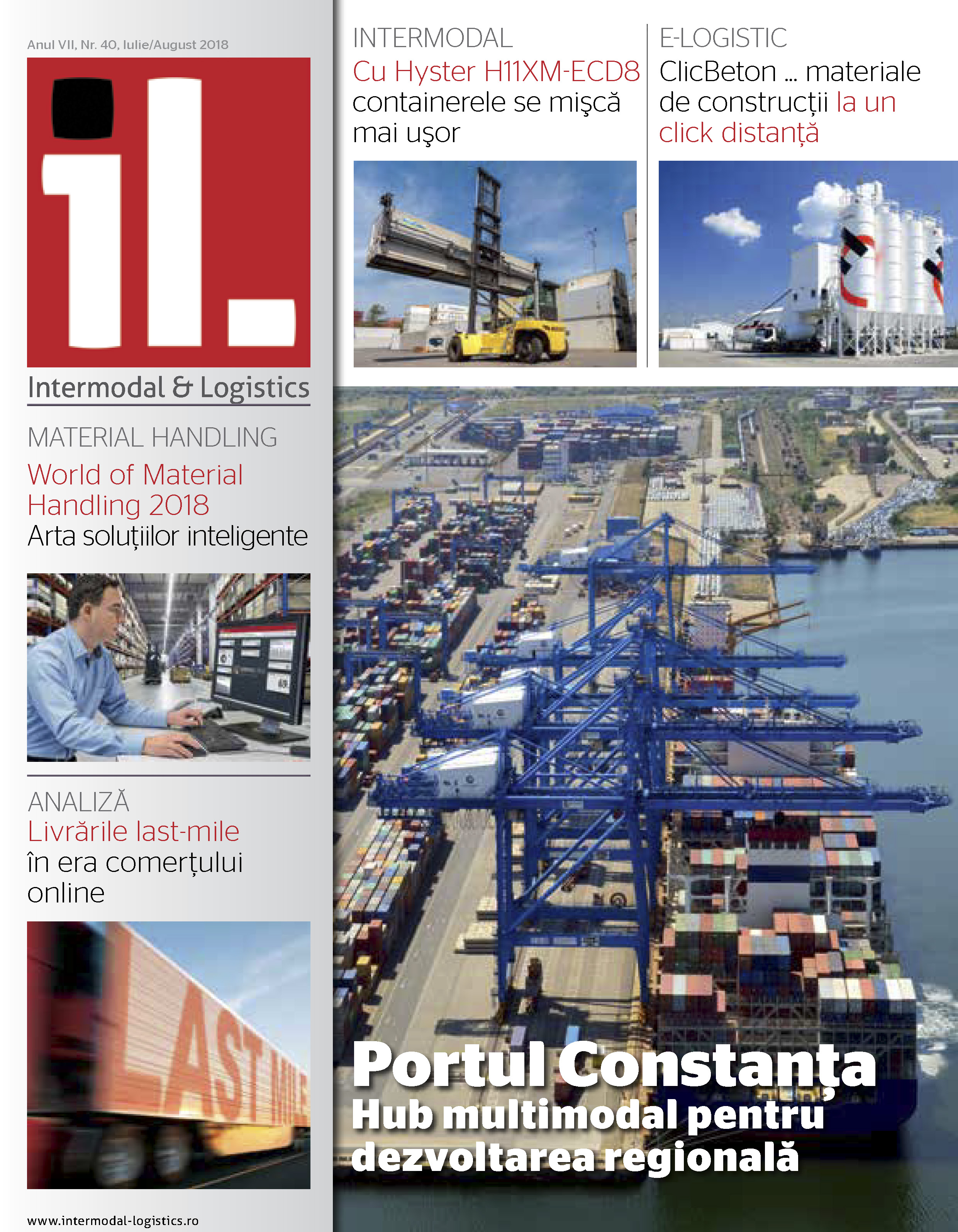 Revista IL iulie-august 2018