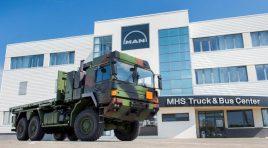 MHS Truck & Bus și Roman vor să producă un camion pentru Armata Română