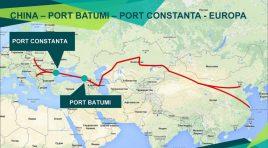Grampet-GFR, prima companie din Europa care aderă la Ruta Trans-Caspică