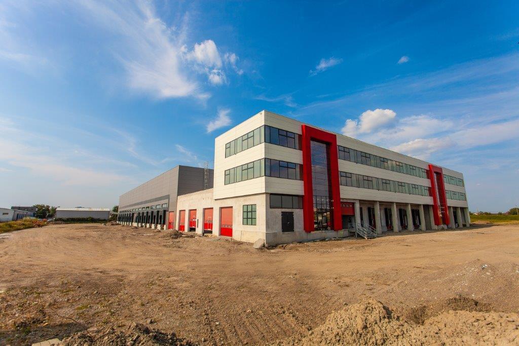 Materom echipează noul centru logistic cu soluţii SSI SCHAEFER