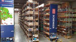 DB Schenker inaugurează un nou hub logistic în București