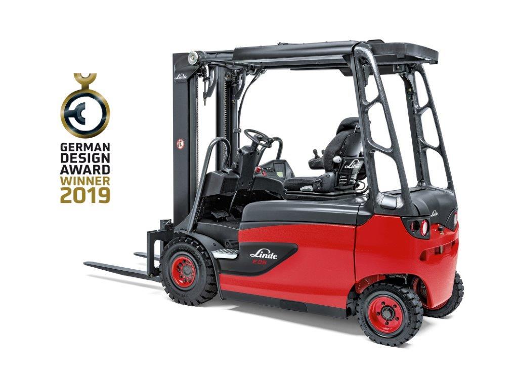 Linde Roadster primește premiul german de design 2019