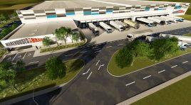 Carrefour închiriază două depozite de la WDP