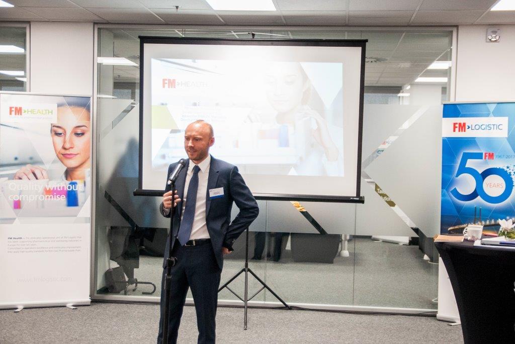 FM Logistic inaugurează un nou depozit pentru produse farmaceutice în București
