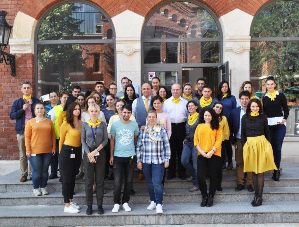 DB Schenker investeşte în proiecte sociale, educaţionale şi de mediu