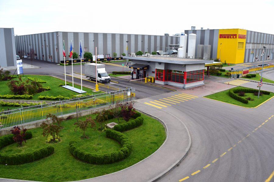 Pirelli extinde producția la Slatina