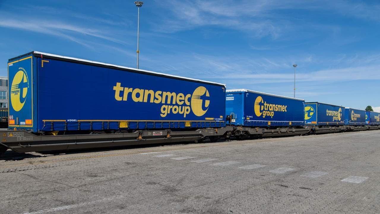 Transmec lansează un nou serviciu intermodal