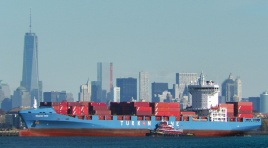 Turkon Container Line lansează primul serviciu de transport maritim containerizat direct din România către SUA