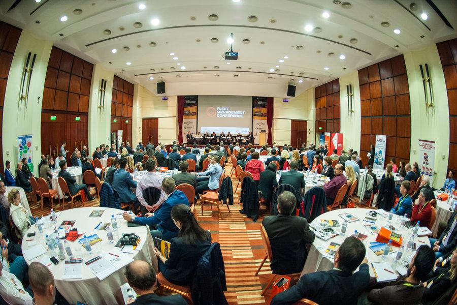 A șasea ediție a Fleet Management Conference are loc pe 11 aprilie la Hotel Caro București!