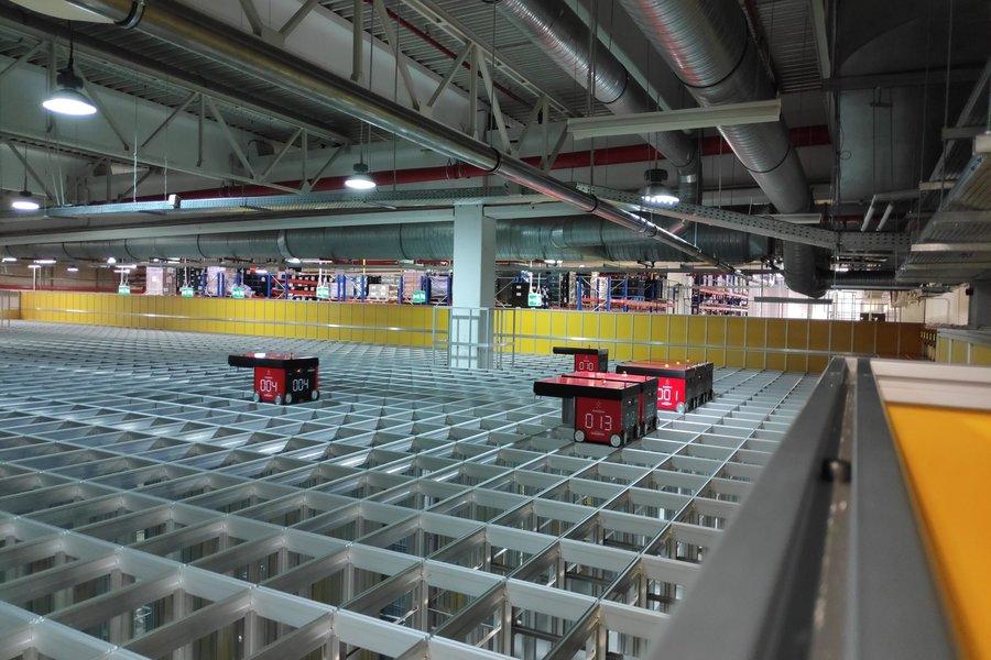 Investiție majoră în logistică la Continental Timișoara