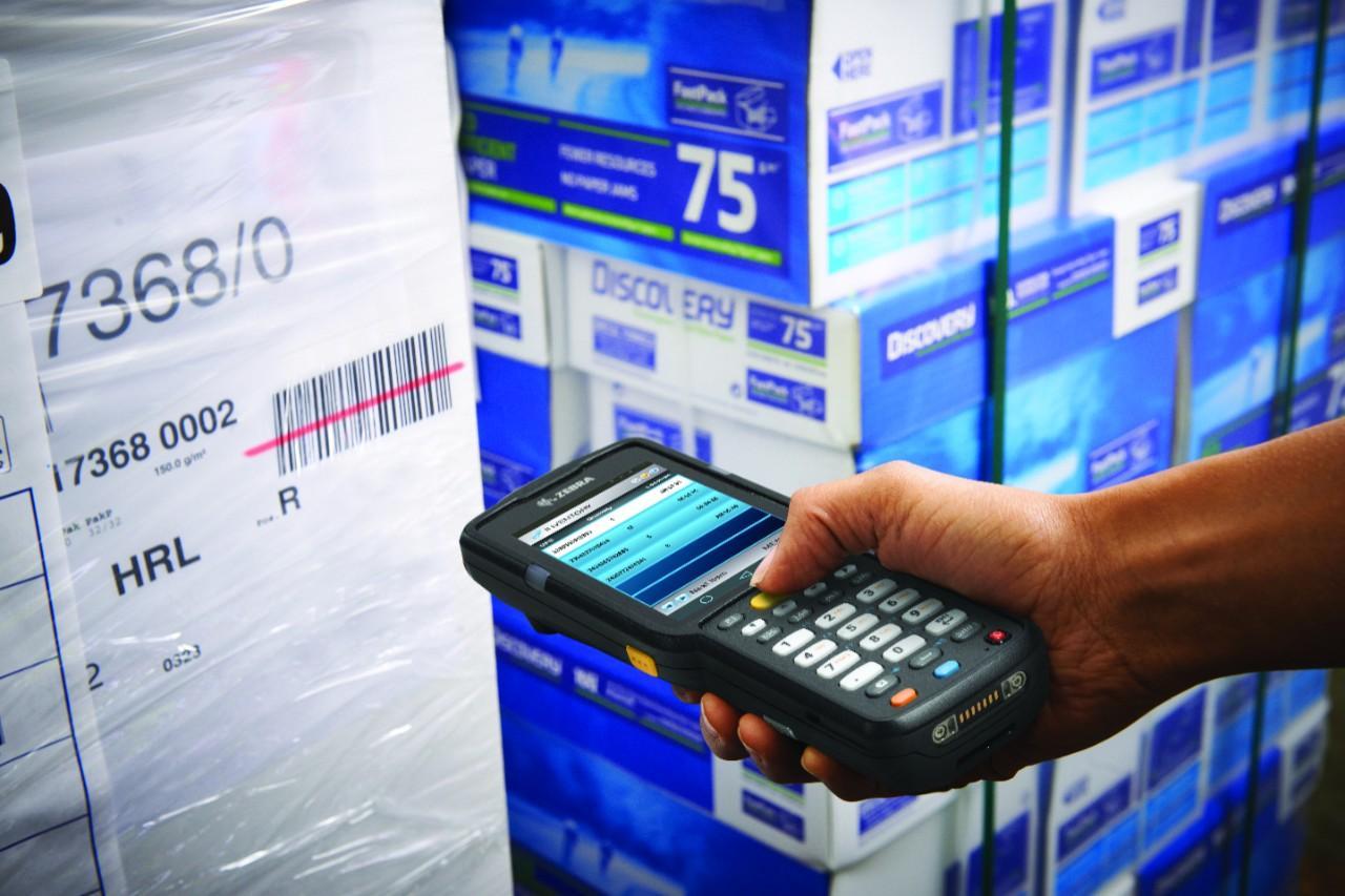 Logistica 4.0, beneficiile utilizării terminalului ZEBRA MC3300