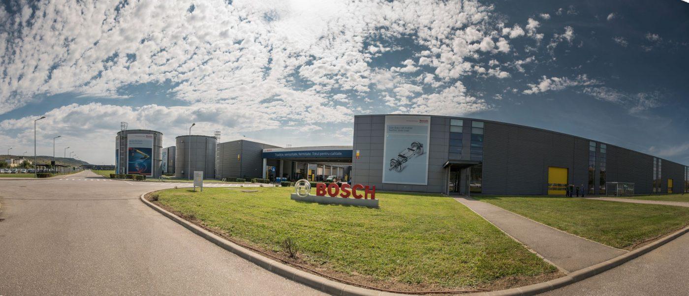 Bosch – investiții de 120 milioane de euro în România în 2018