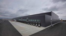Primul depozit logistic LIDL din Moldova, deschis la Roman