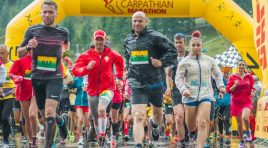 DHL Carpathian Marathon susține cauza sportivilor paralimpici