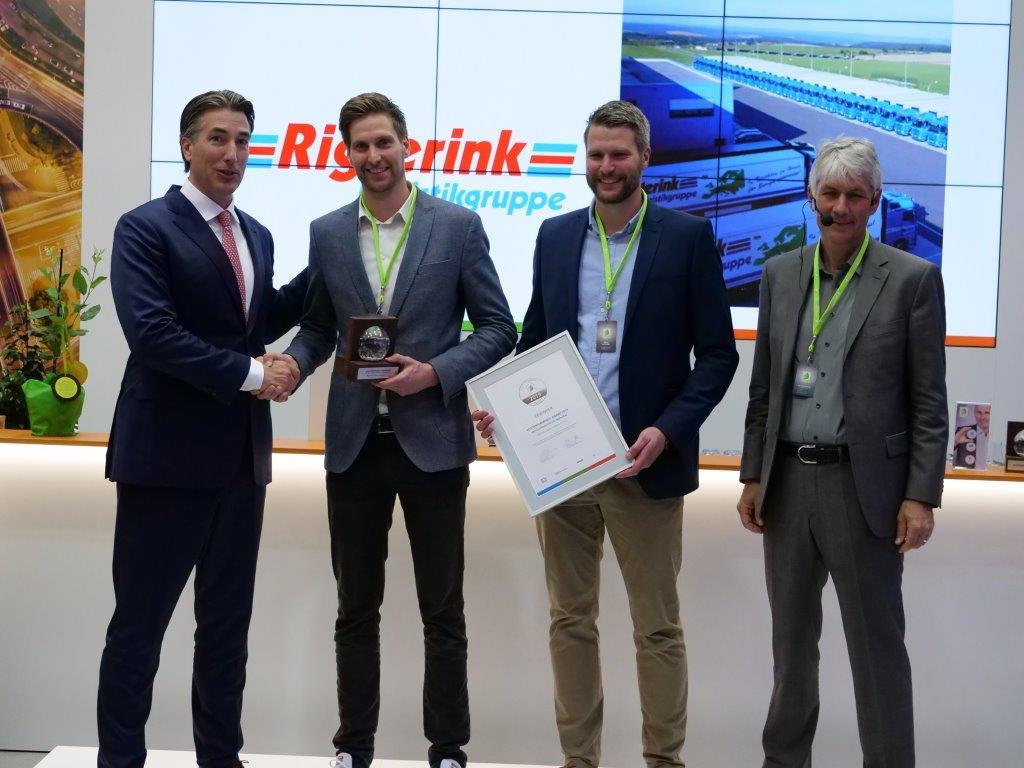 Eco Performance Award 2019: Cele mai bune companii, premiate la transport logistic 2019