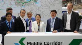 GFR și NMSC Kazmortransflot LLP colaborează pentru a conecta Portul Constanța și Portul Batumi
