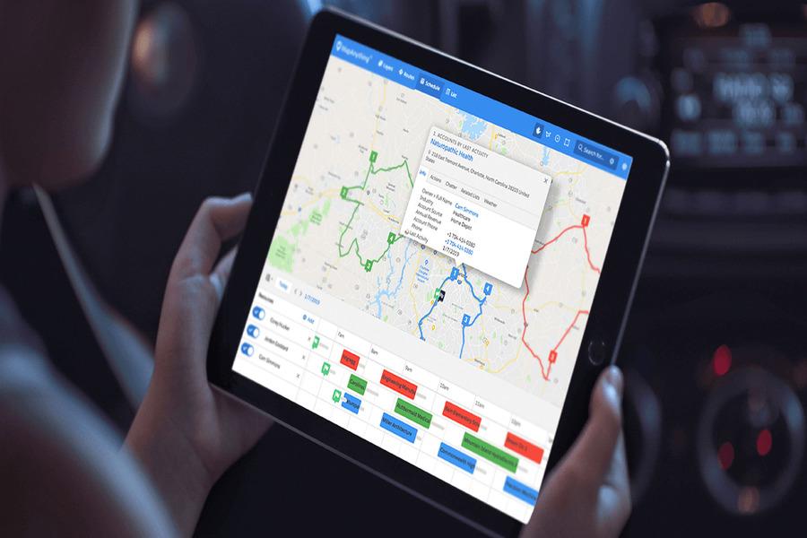 iTrack Logistics – drumul către optimizarea rutelor de livrare