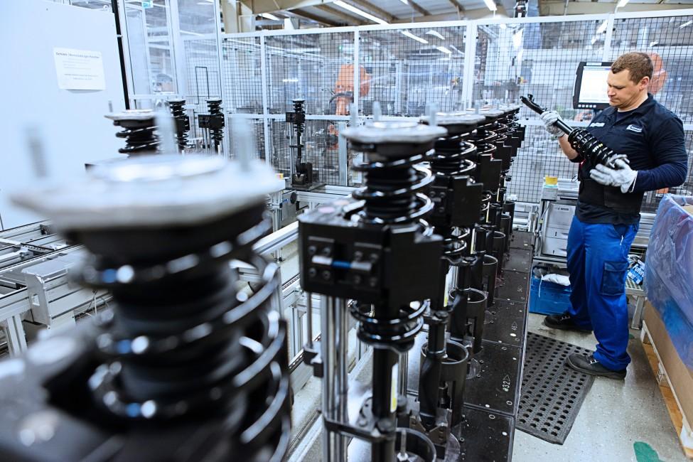 thyssenkrupp deschide o nouă fabrică de amortizoare la Sibiu